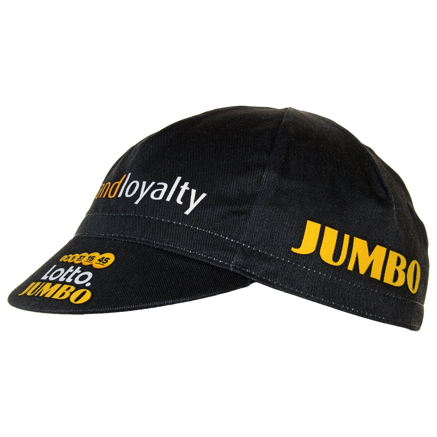 Team Lotto NL Jumbo Cotton Cycling Cap
