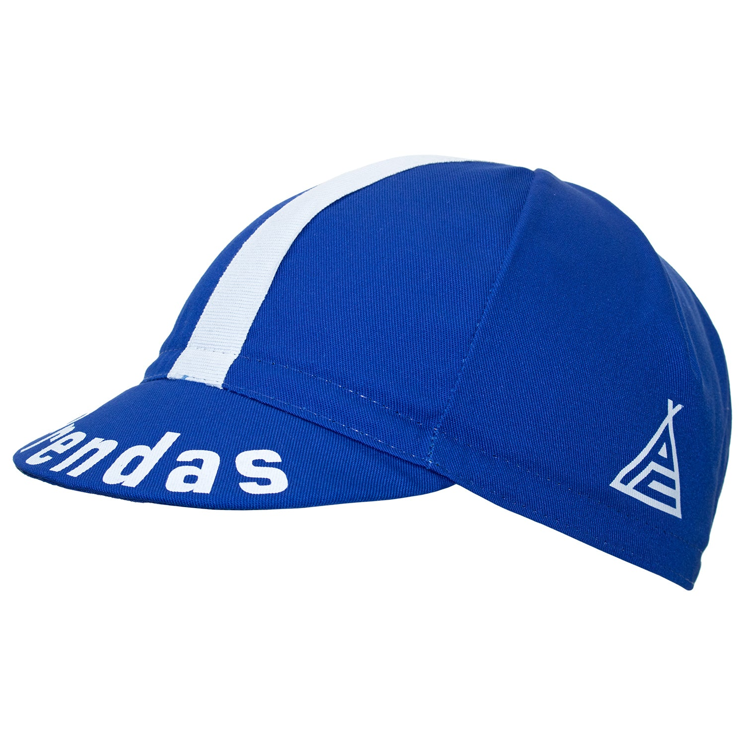 Prendas il Grande Blue Cotton Cycling Cap | Headwear