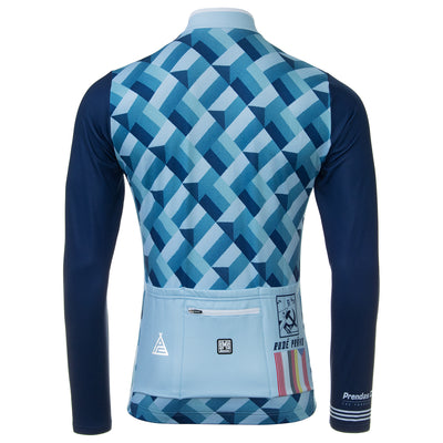 Peace Race Long Sleeve Jersey