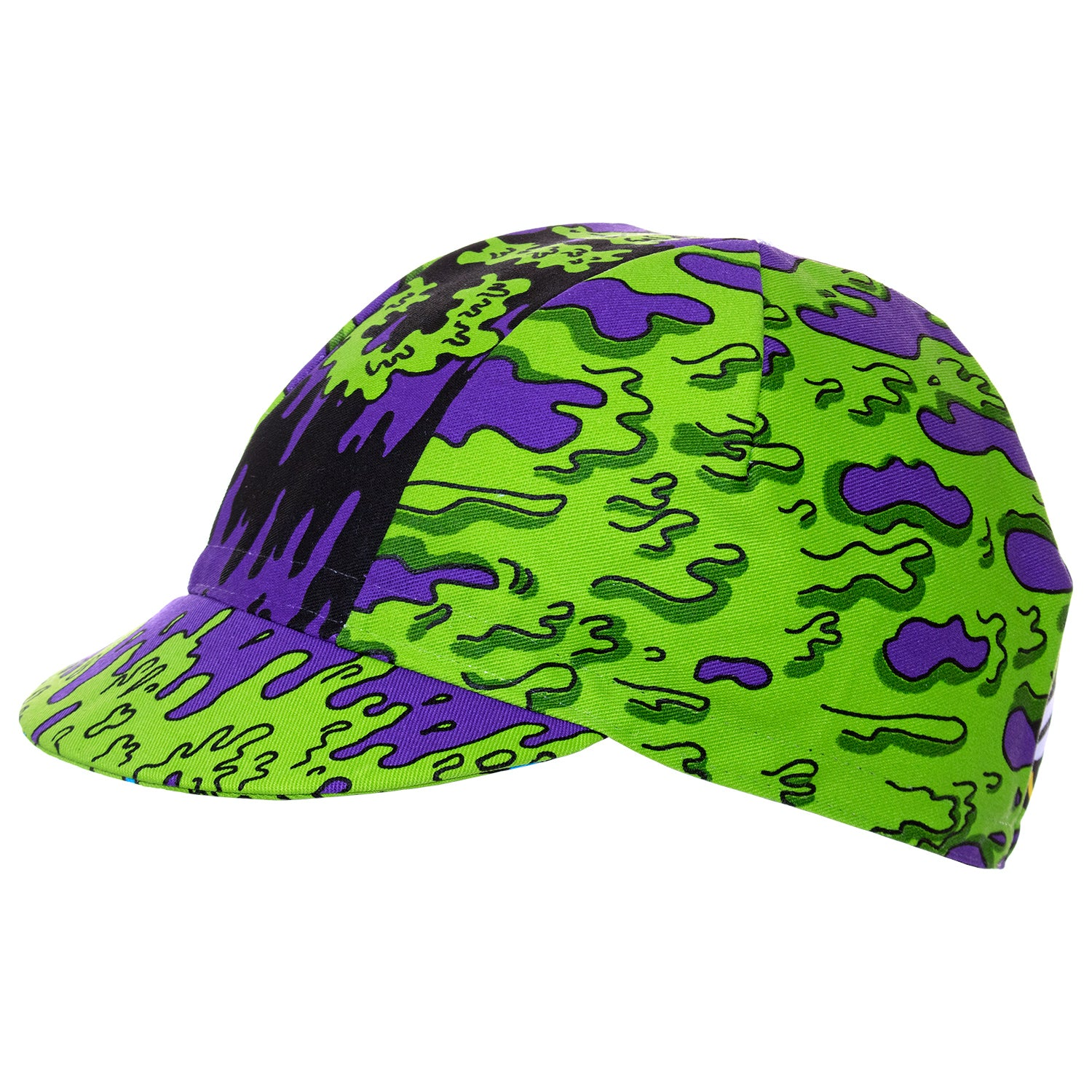 Cinelli Ana Benaroya Slime Cotton Cycling Cap