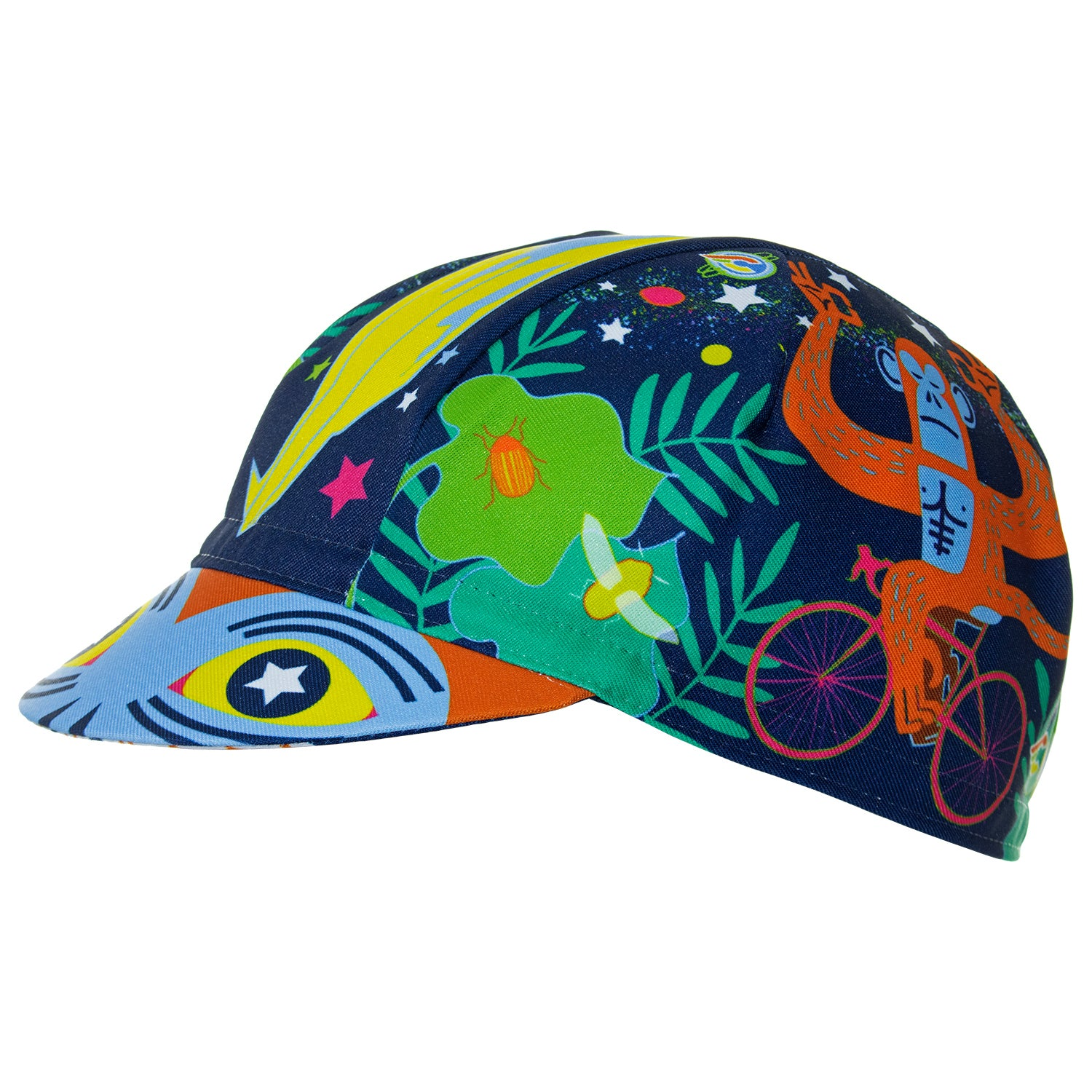 Cinelli Jungle Zen Cotton Cycling Cap