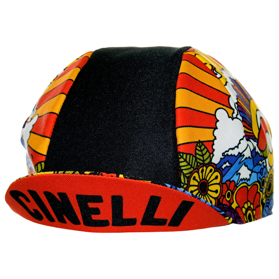 Cinelli West Coast Cotton Cycling Cap
