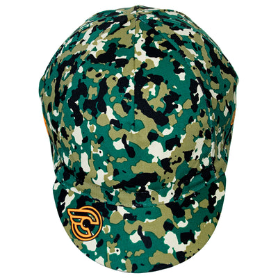 Cinelli Cork Camo Cotton Cycling Cap