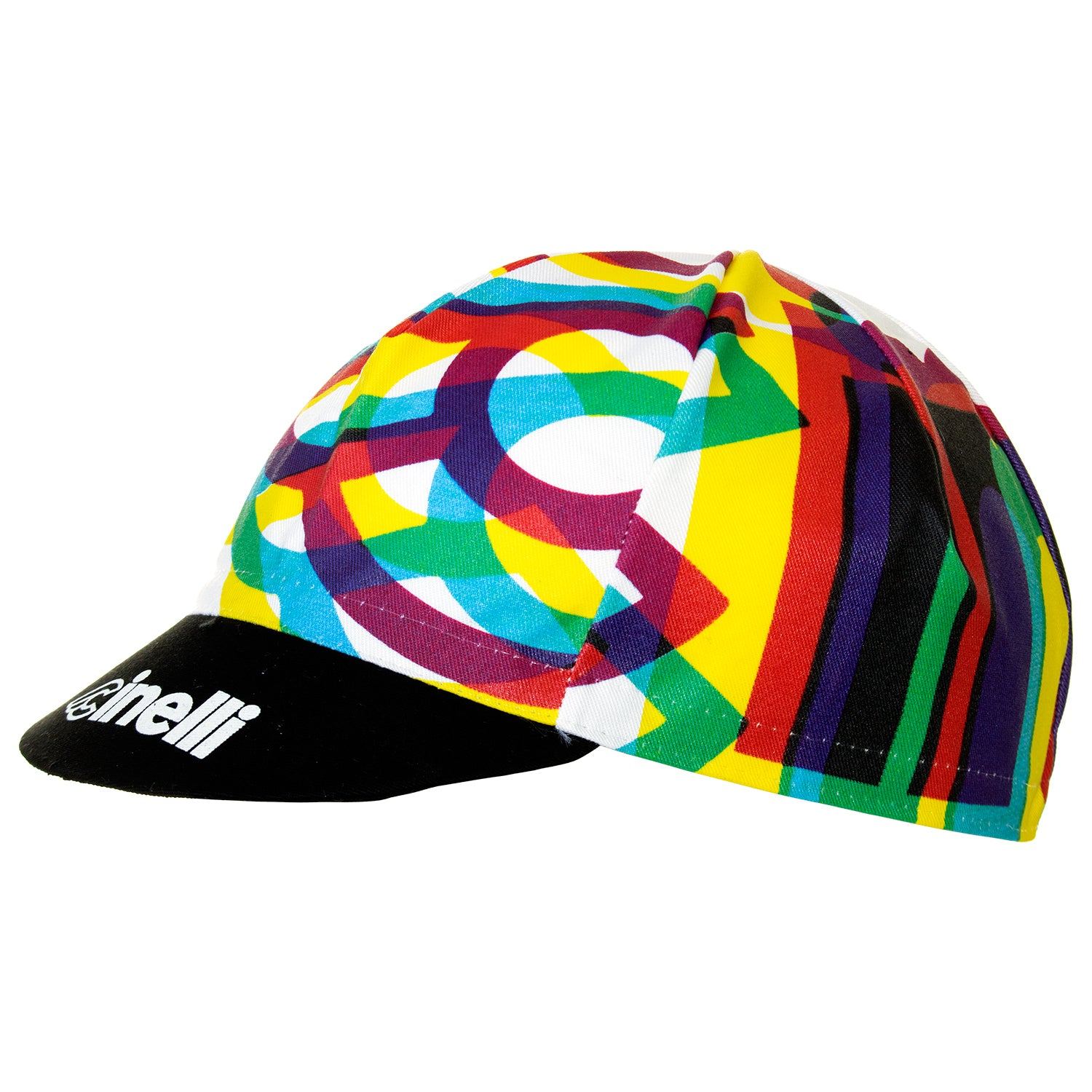 Cinelli Caleido Cotton Cycling Cap