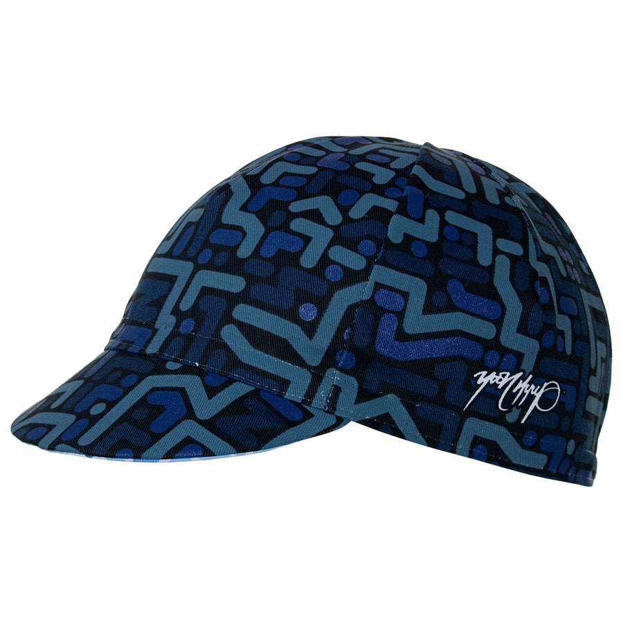 Cinelli New York City Cotton Cycling Cap