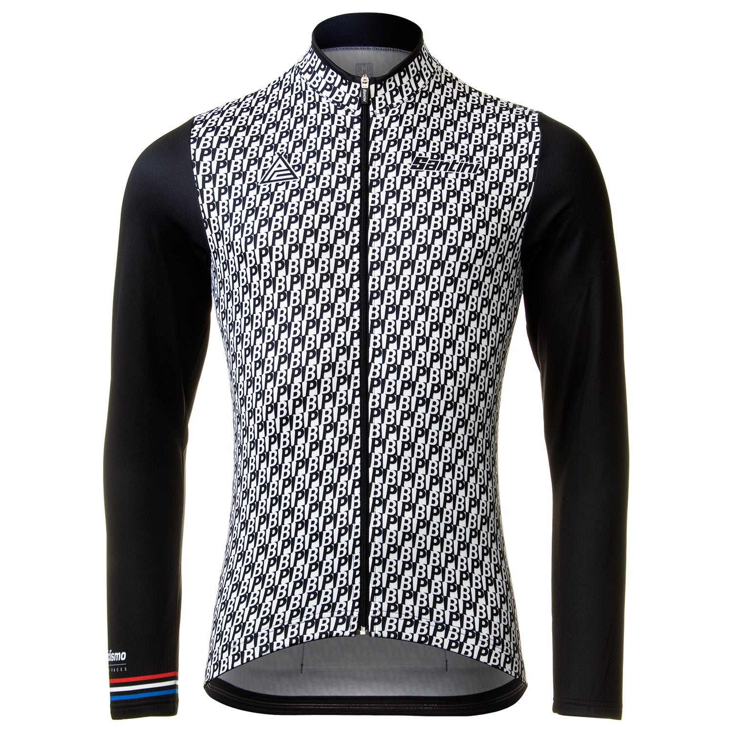 Bordeaux Paris Race Long Sleeve Jersey