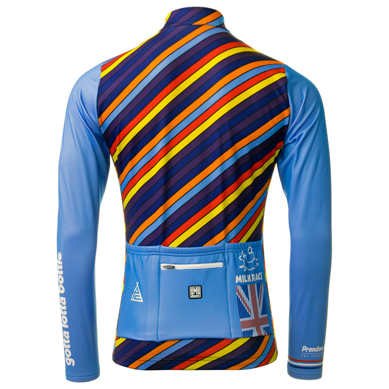Milk Race Long Sleeve Jersey