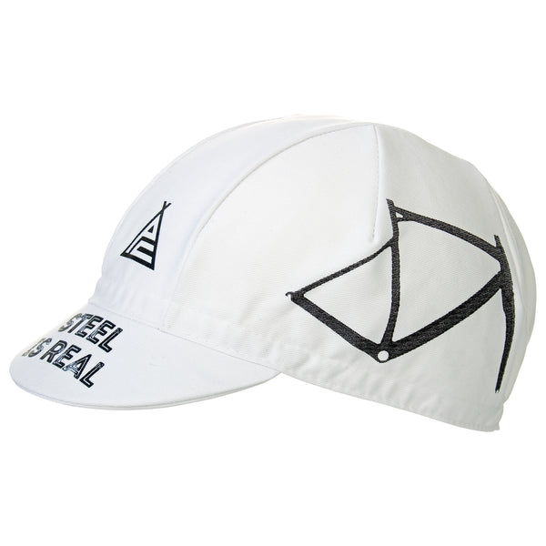 Steel is Real, Carbon is Quicker Cap | Headwear