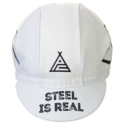Steel is Real, Carbon is Quicker Cap