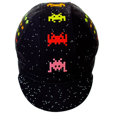 Prendas Space Invaders Cycling Cap