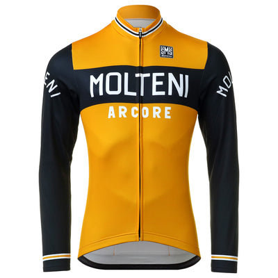 Molteni Arcore Retro Long Sleeve Jersey