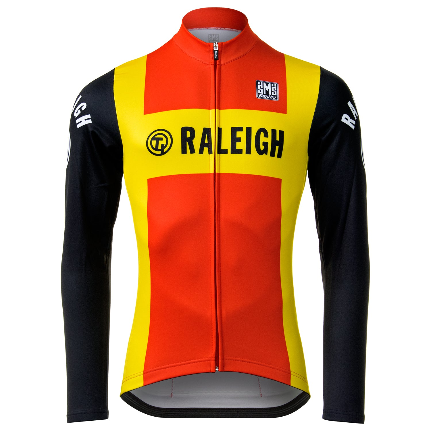TI Raleigh Retro Long Sleeve Jersey