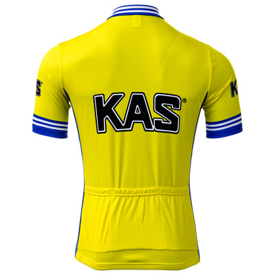 KAS Retro Jersey From The Back