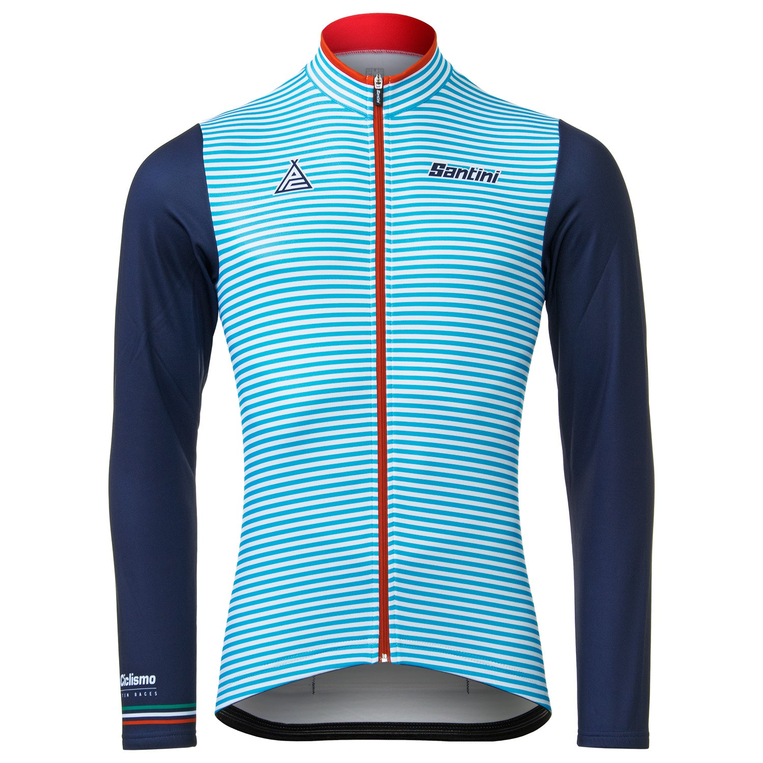 Trofeo Baracchi Race Long Sleeve Jersey