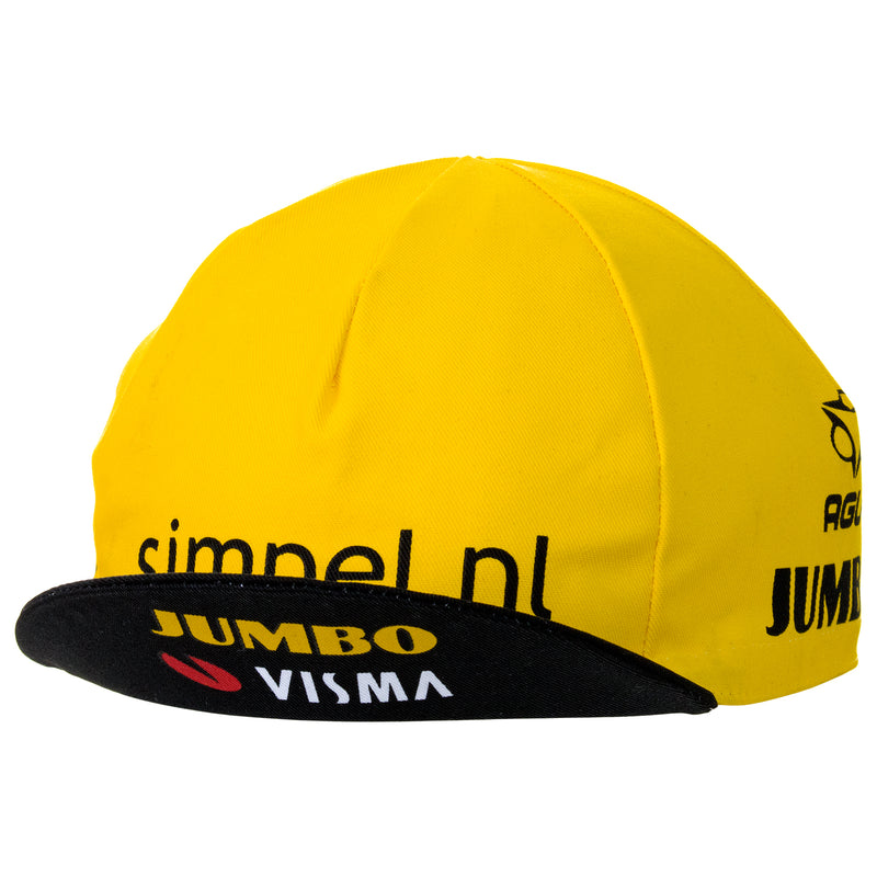 Team Jumbo-Visma 2019 Team Cotton Cycling Cap