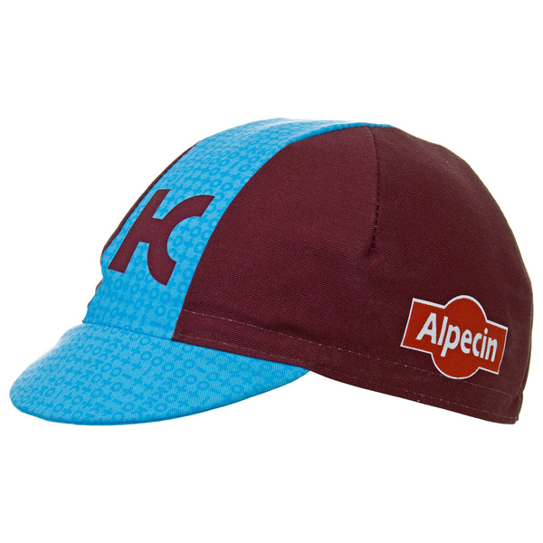 Team Katusha Alpecin 2019 Team Cotton Cycling Cap | Headwear