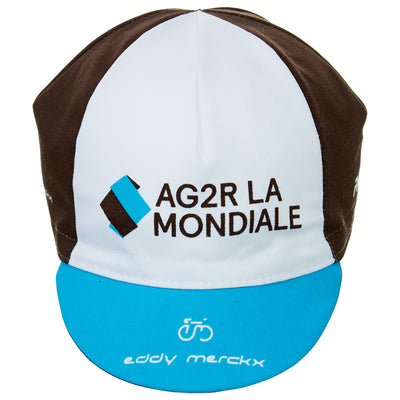 AG2R La Mondiale 2019 Cotton Cycling Cap