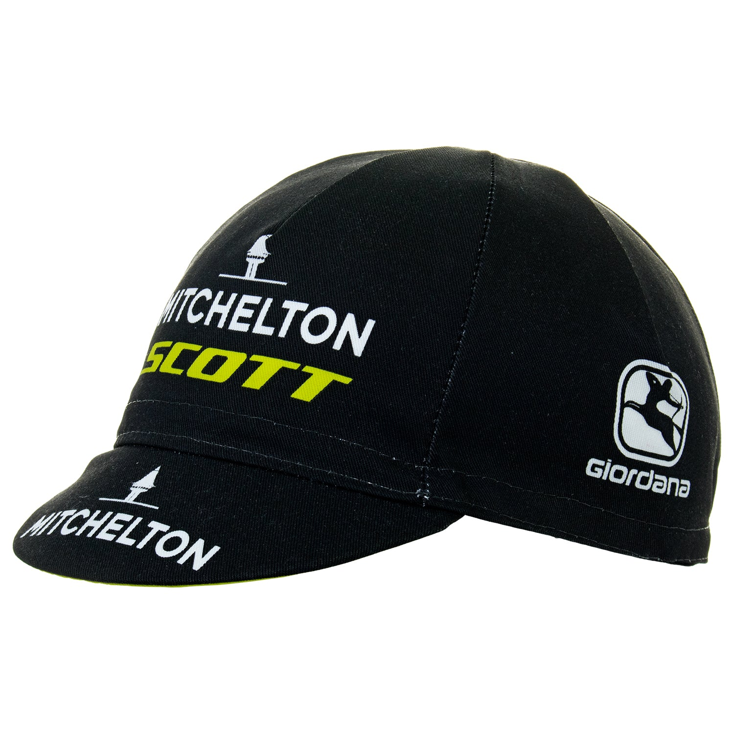 Mitchelton Scott 2019 Team Cotton Cycling Cap