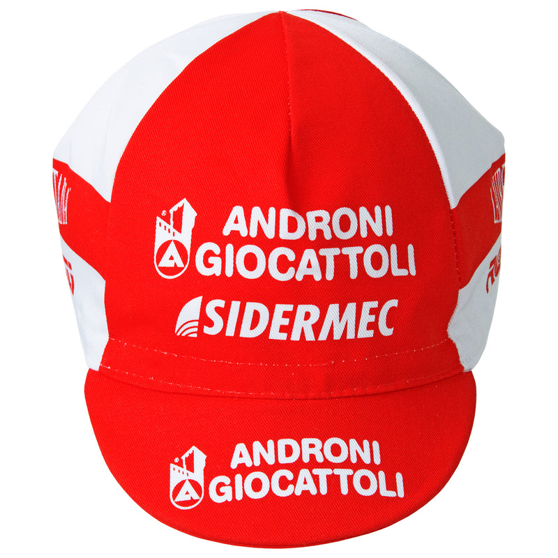 Androni Giocattoli Sidermec 2020 Team Cotton Cycling Cap
