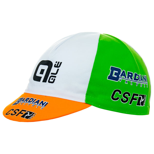 Bardiani CSF Guerciotti 2019 Team Cotton Cycling Cap | Headwear
