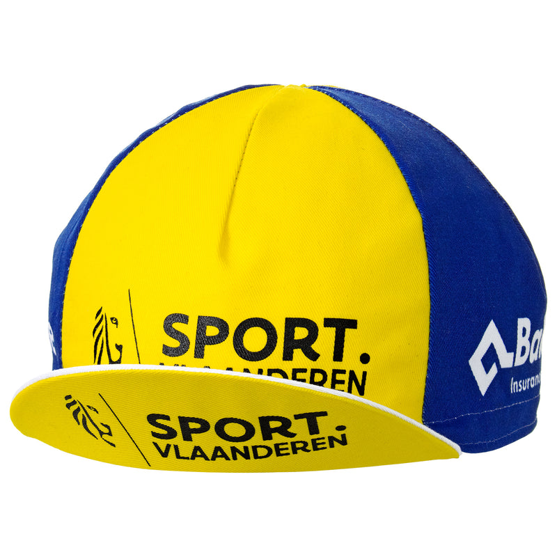 Sport Vlaanderen Baloise 2019 Team Cotton Cycling Cap