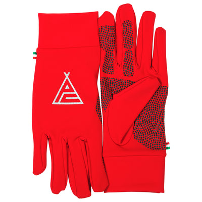 Prendas Super Roubaix Red Gloves