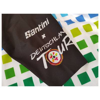 Santini is an official sponsor and supplier to the Deutschland Tour.