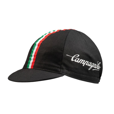 Campagnolo Classic Black Cycling Cap