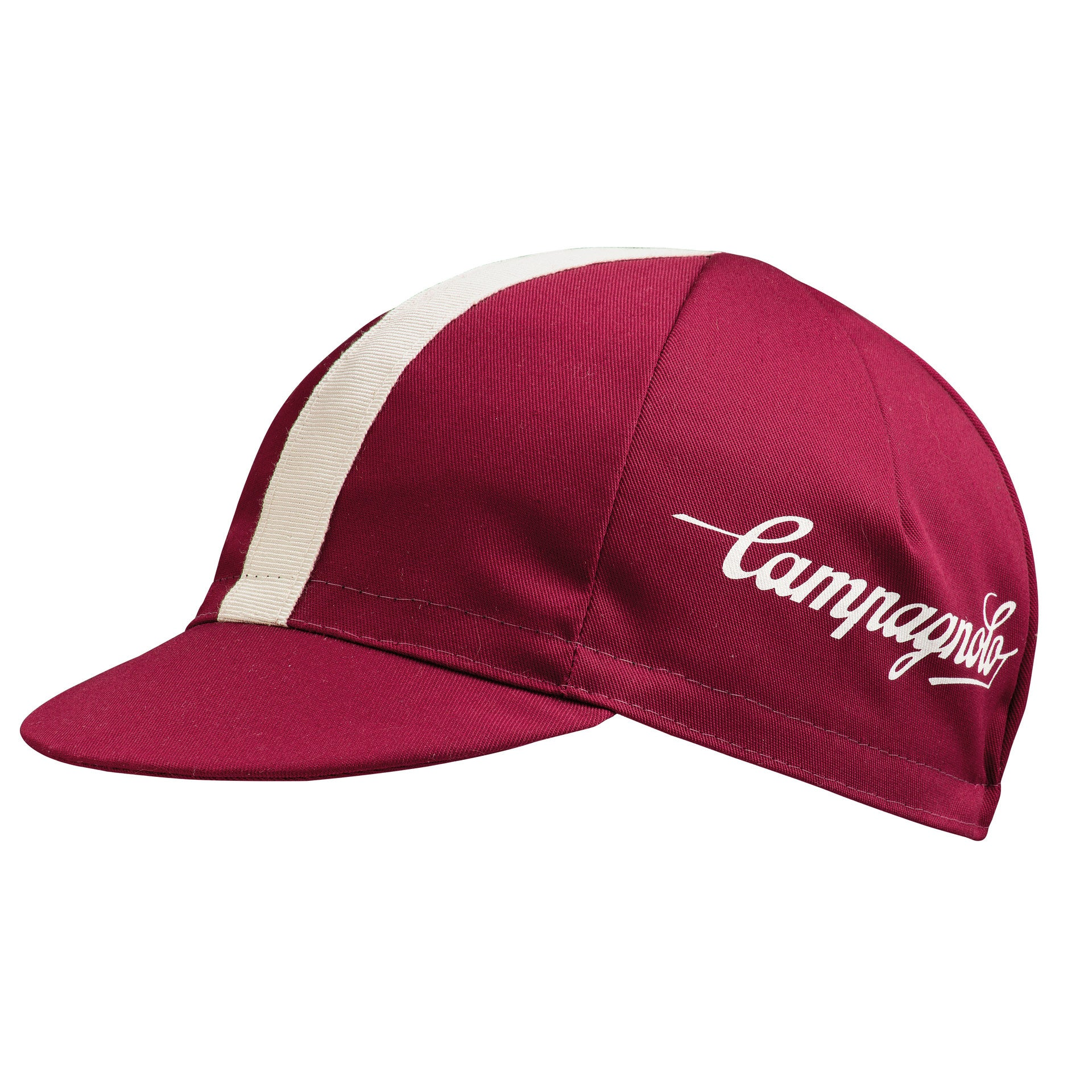 Campagnolo Classic Burgundy Red Cycling Cap
