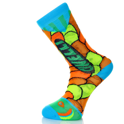 Cinelli Ana Benaroya Poseidon Cycling Socks