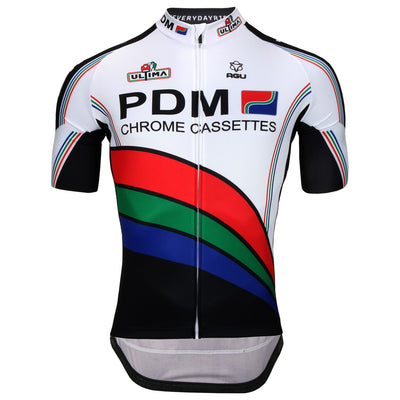 PDM retro short sleeve jersey by AGU