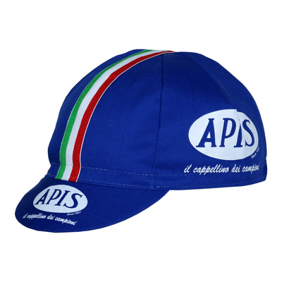 Blue / Italian Cycling Cap