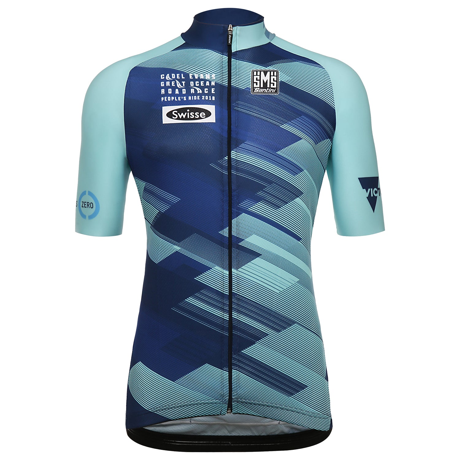 Cadel Evans Great Ocean Road Race People s Ride Jersey by Santini - Prendas  Ciclismo 34ce8e89d