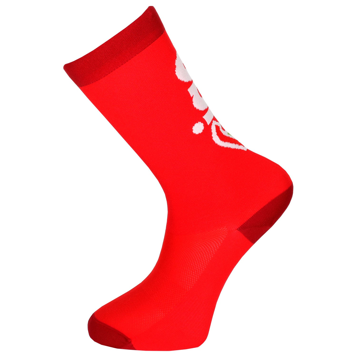 Cinelli Ciao Red Cycling Socks