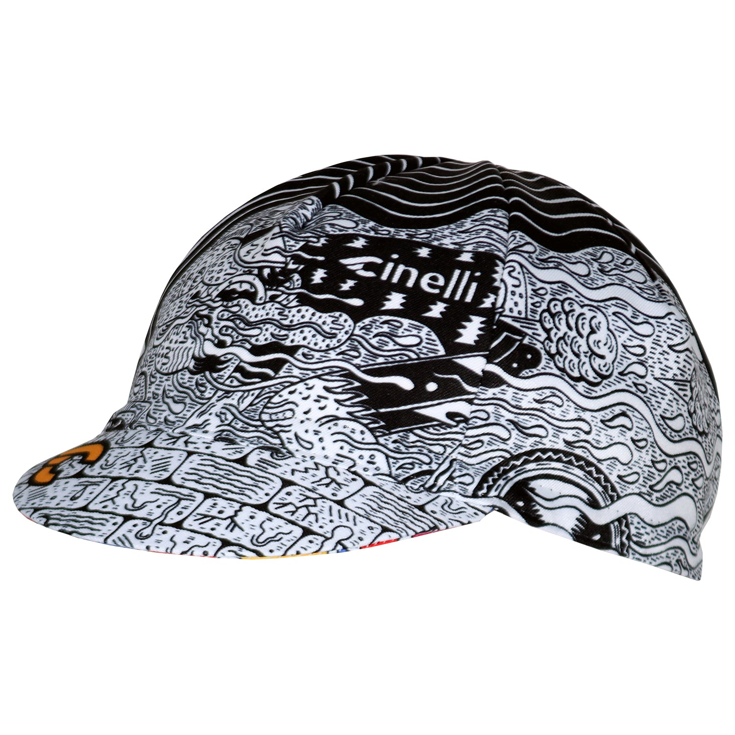 Cinelli Louie Cordero Lokobuko Cycling Cap