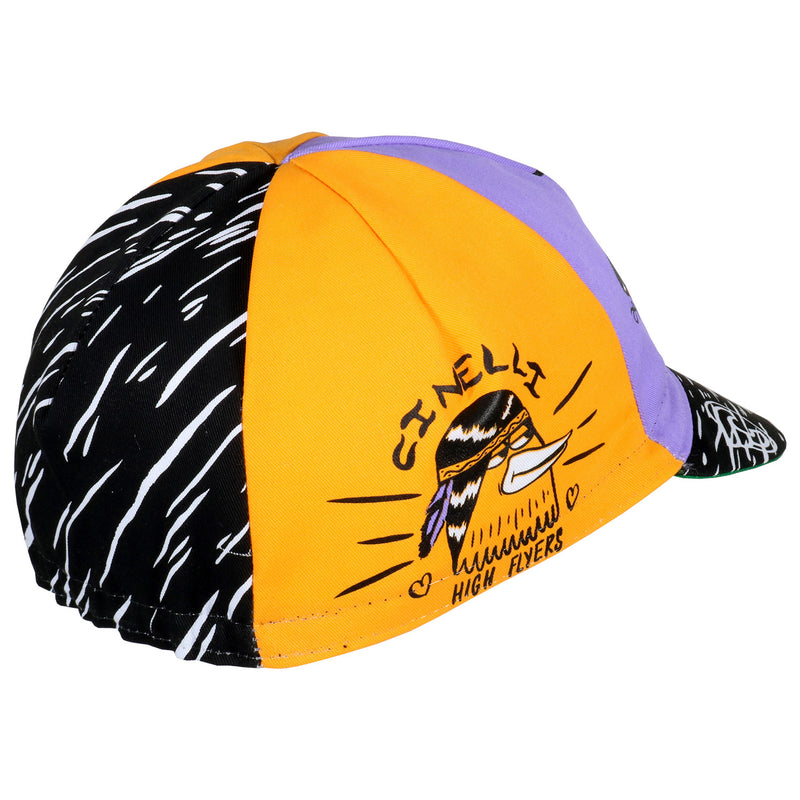 Cinelli Stevie Gee High Flyers Cycling Cap