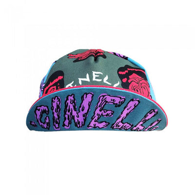 Cinelli Stevie Gee Melt Faces Cotton Cycling Cap