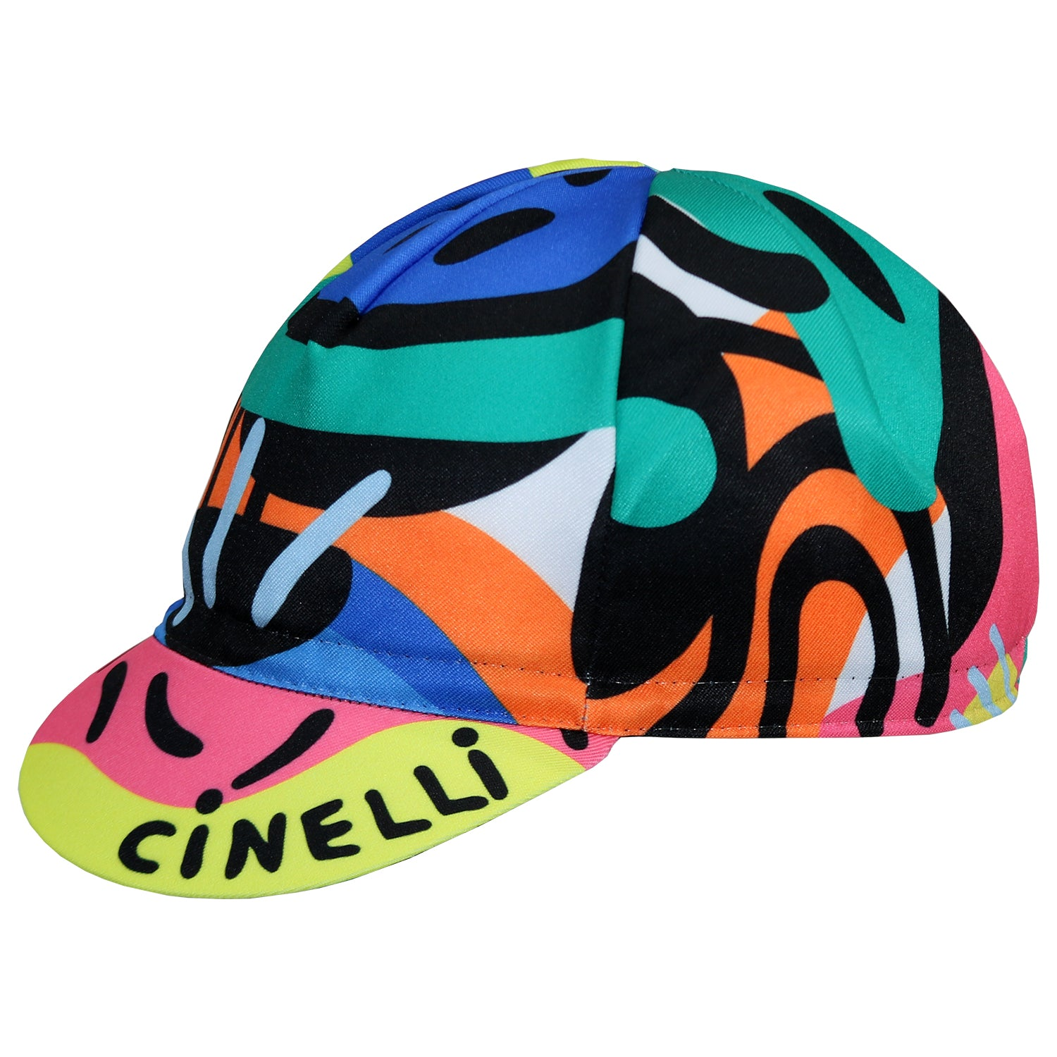 Cinelli Tarsila Schubert Deep Love Dive Cycling Cap