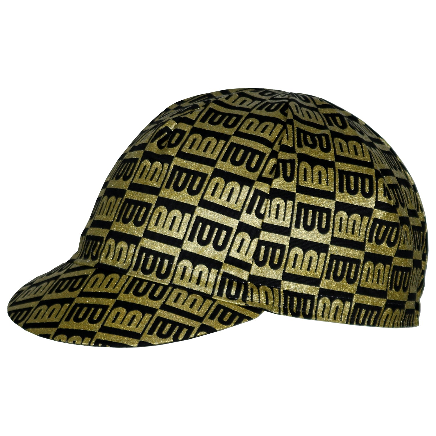 Columbus Cento Gold Cycling Cap