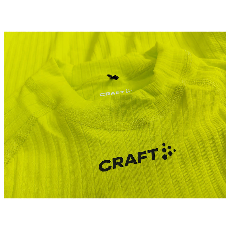 Craft Active Extreme X CN Light Yellow LS Men's Baselayer