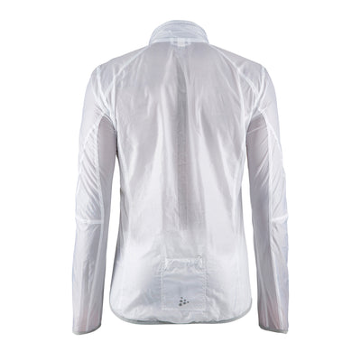 Craft Performance Featherlight White Jacket