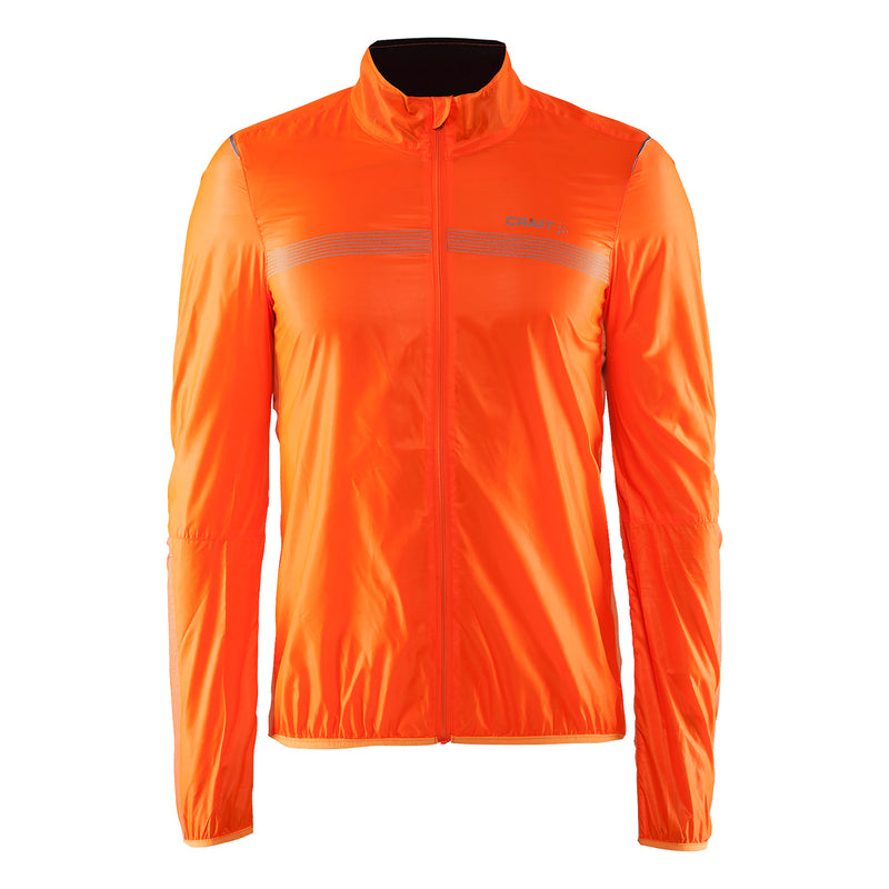 Craft Performance Featherlight Orange Jacket