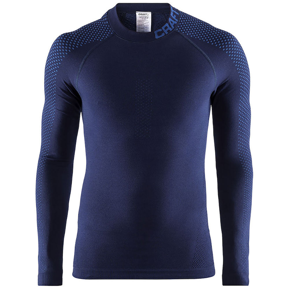Craft Warm Intensity CN Men's Maritime/Navy Baselayer