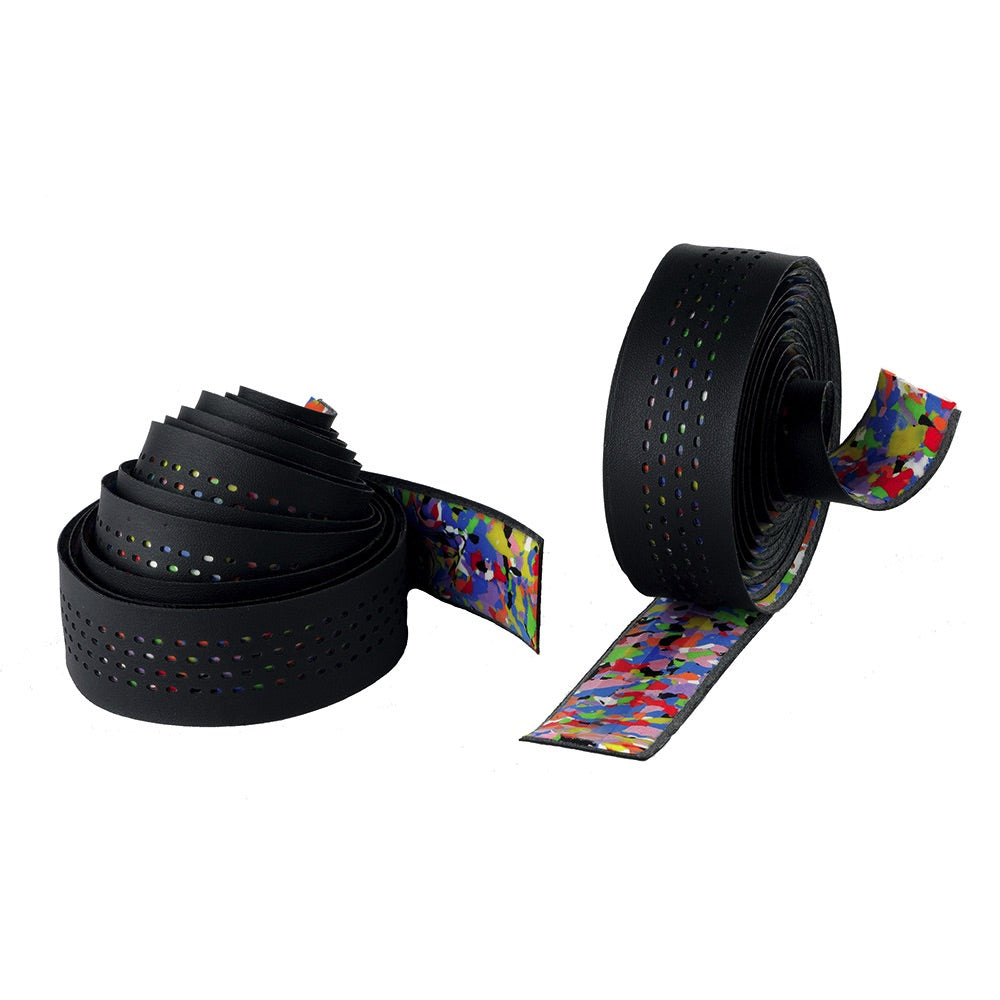 Cinelli Caleido Black Bar Tape