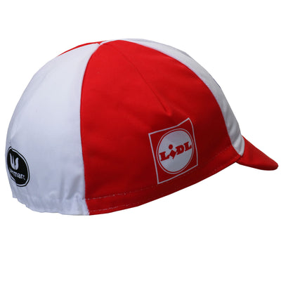 Deceuninck Quick Step Danish Champion Cycling Cap
