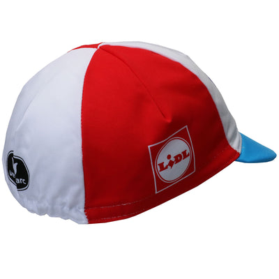 Deceuninck Quick Step Luxembourg Champion Cycling Cap