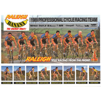 1989 Raleigh Banana Team Promo