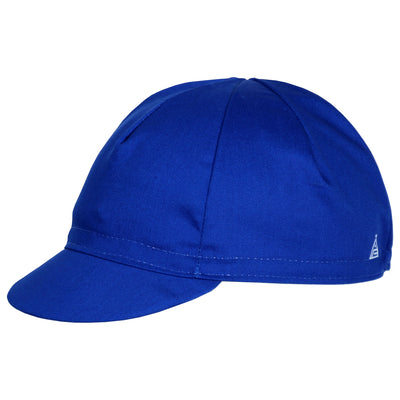 Blue Cycling Cap
