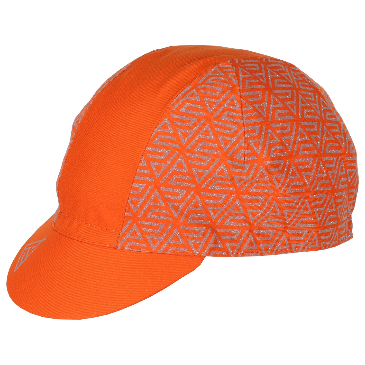 Prendas Lisboa Rain Orange Cycling Cap