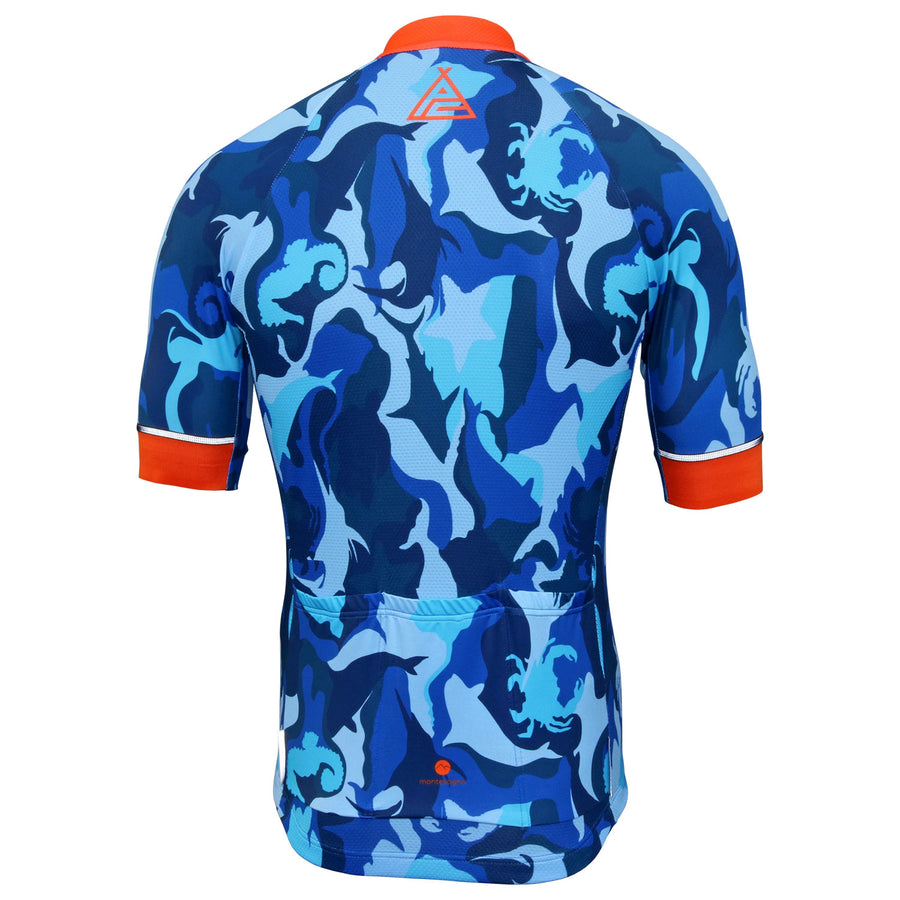 Prendas x Montesogno - The Sea Animage Jersey